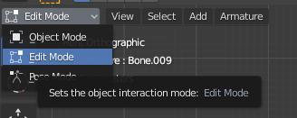 Blender- tryb edycji