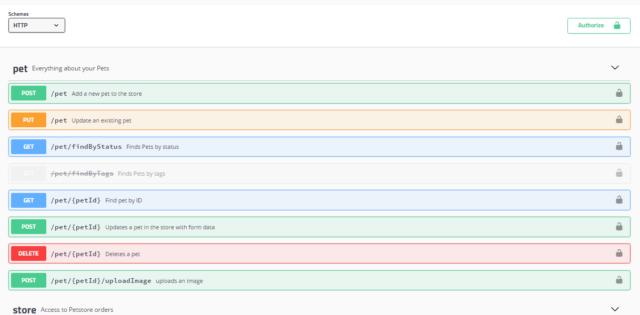 Dokumentacja API w Swagger UI