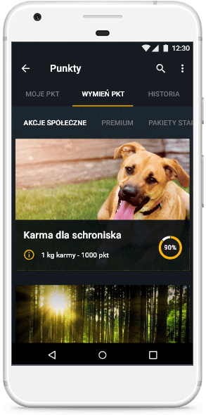 Aplikacja leveltracker - 4