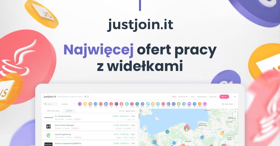 Just Join IT - #1 Portal pracy w IT